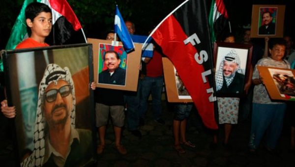 Nicaragua to Open Embassy in Palestine
