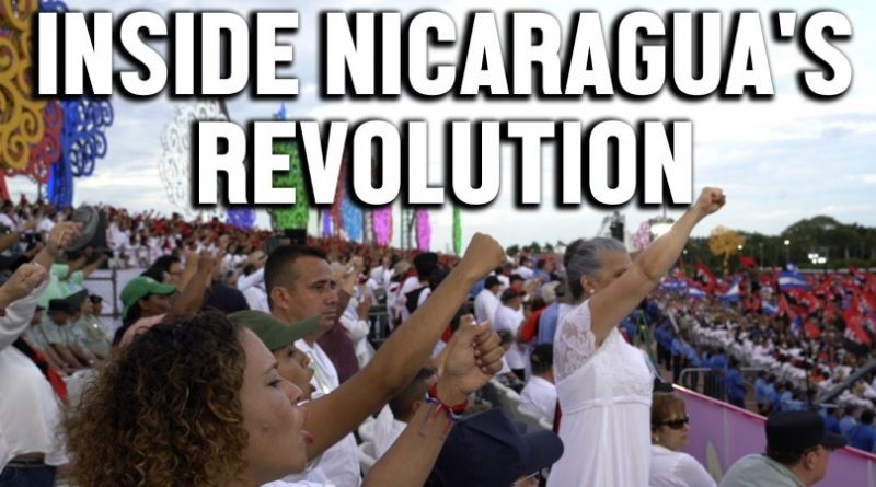 Nicaragua's Sandinista Revolution is Still Thriving, After 40 Years (Interview)