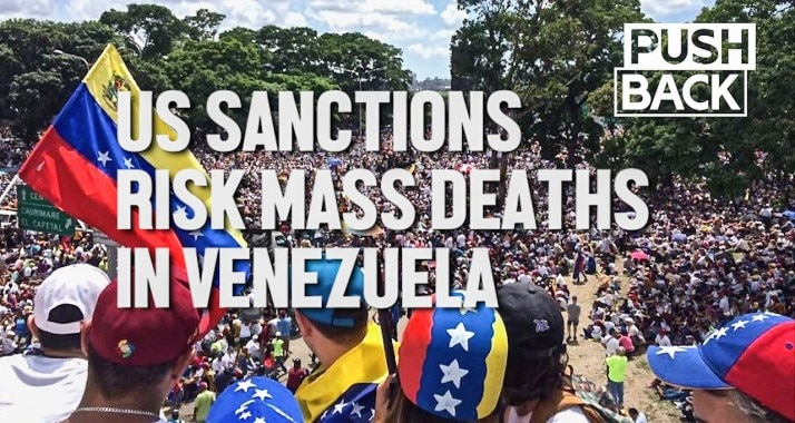 US Sanctions Threaten Famine in Venezuela, Leading Economist Warns (Interview)