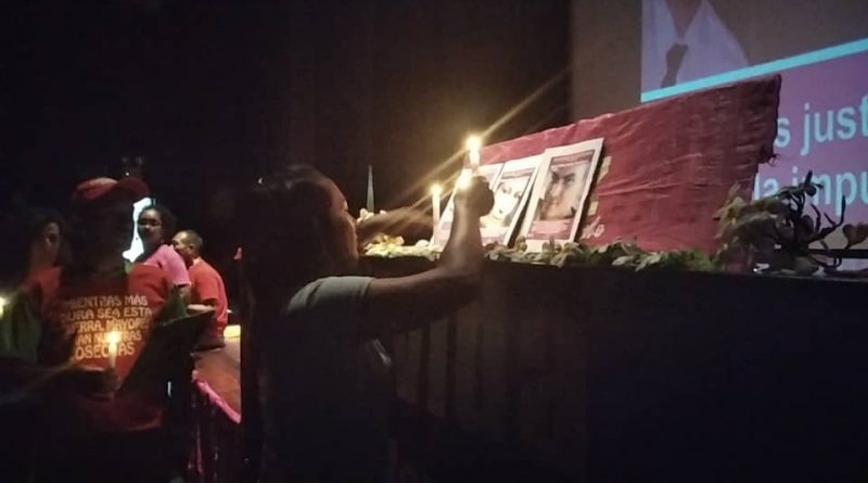 Moving Tributes Held for 'Ticoporo Massacre' Victims (Images)
