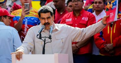 US Looking to Sabotage 2020 Parliamentary Vote in Venezuela - President Maduro