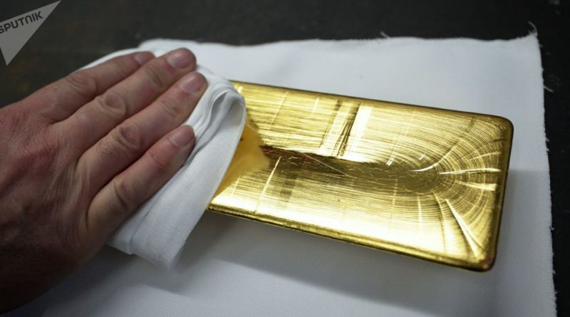Russia's Gold Reserves Scale New Highs in Growing Shift From US Dollar