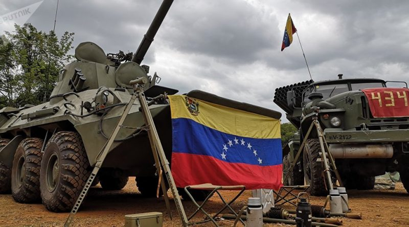 Venezuela is Prepared for an Aerial Attack, After Activation of  TIAR