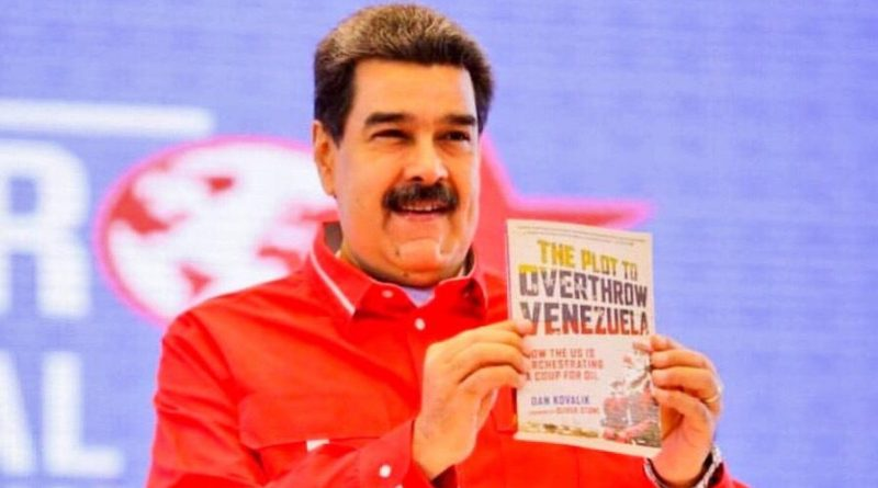 """Chavista Chronicles from Caracas: Dan Kovalik """"US Revolutionaries will Join You in the Fight"""" (Interview)"""