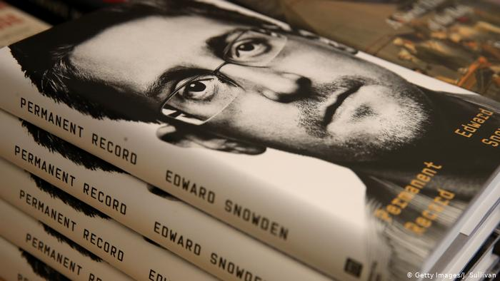 US Sues for Edward Snowden's Income From New Book