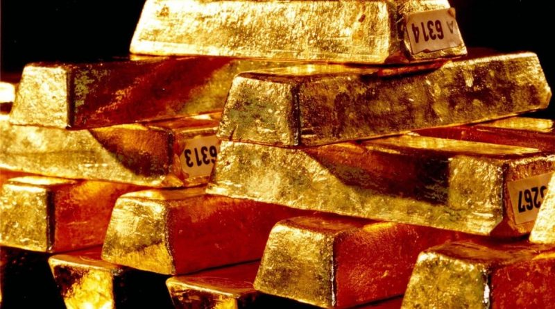China Boosts Gold Reserves by Nearly 100 Tons
