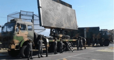 New Top Notch Chinese Radar Ready for Deployment in Venezuela (Images+Video)