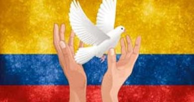 Not in Total War Neither in Complete Peace, This has been Colombia for 60 Years