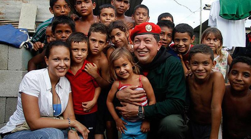 Chavez and his Endless Calling for People's Unity