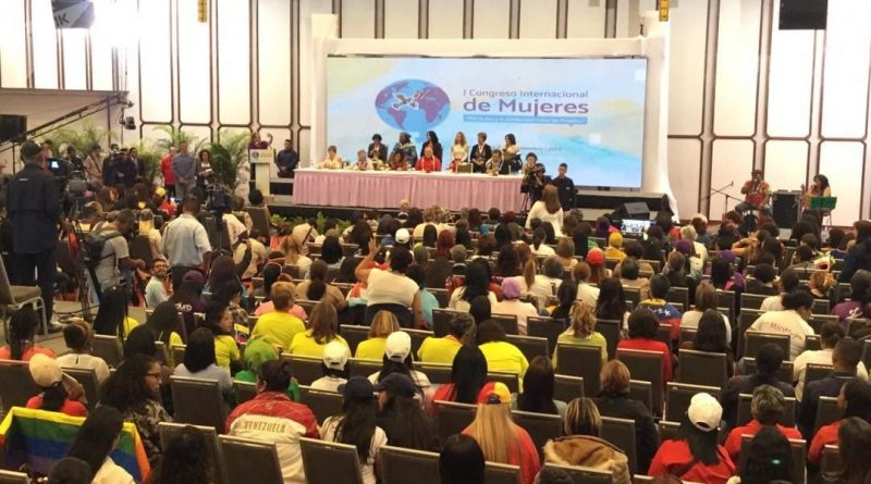 First International Women's Congress Seeks to Leave Hate and Confrontation Behind