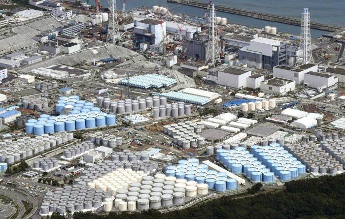 Japan May Have to Dump Radioactive Water into Sea