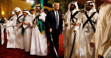 Will US Citizens Let Trump Start World War III for Saudi Arabia and Israel?