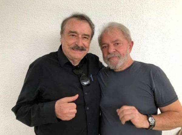 A Hundred Minutes in Jail with Lula (Interview)
