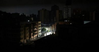 New Electrical Blackout Affects Some Parts of Venezuela and Caracas Today