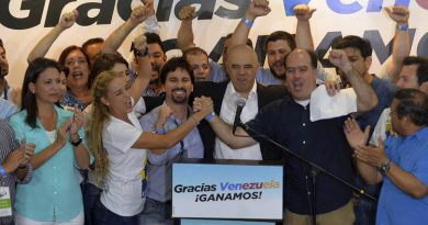 National Dialogue Table and Anti-Chavismo Cracksell