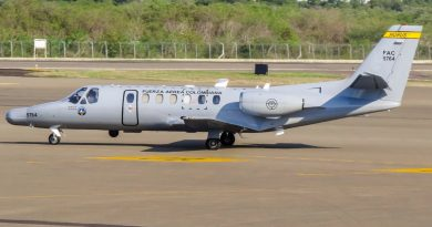 Colombian Spy Aircraft Detected Close to Venezuelan Territory