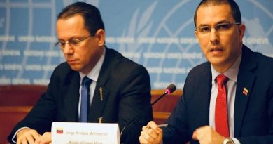 """Chancellor Arreaza: """"The Intention to Activate the TIAR Against Venezuela is an Illegal Operation"""" (+ Video)"""