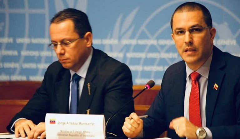 "Chancellor Arreaza: ""The Intention to Activate the TIAR Against Venezuela is an Illegal Operation"" (+ Video)"