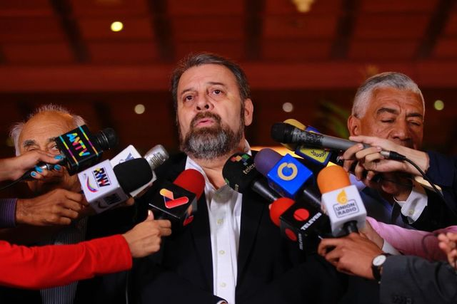 """Anti-Chavista Timoteo Zambrano: """"If the US Wants Elections it Will Have to Lift Sanctions"""""""