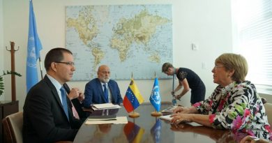 UN Human Rights Office and Venezuela sign a Cooperation Agreement