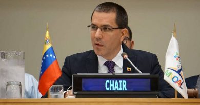 Venezuela Chairs MNOAL Ministerial Meeting in New York