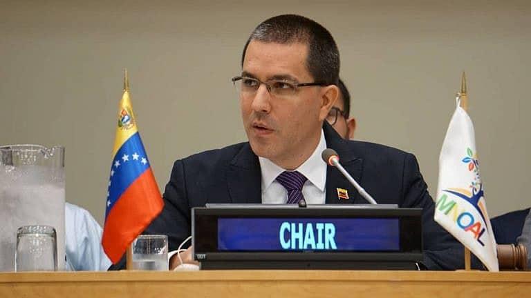 Venezuela Chairs MNOAL Ministerial Meeting in New York