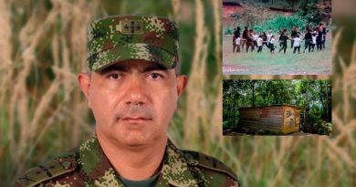Colombian Military Intelligence Chief Kicked Out - Fake Venezuelan Photos at the UN