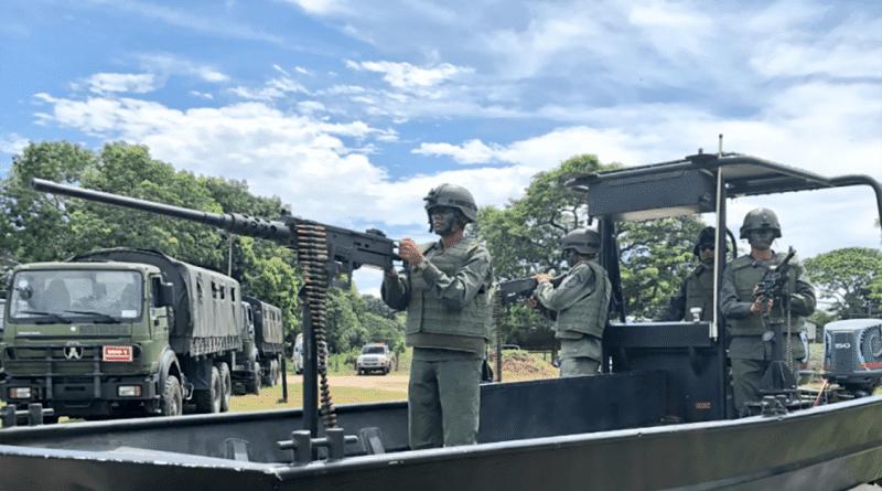 Maduro Activates an Orange Alert on the Colombian Border