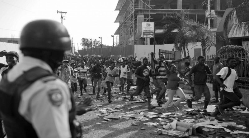 Haiti, Imperialism and the War against Petrocaribe