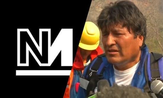 Propaganda Blitz Against Bolivia's Progressive Government