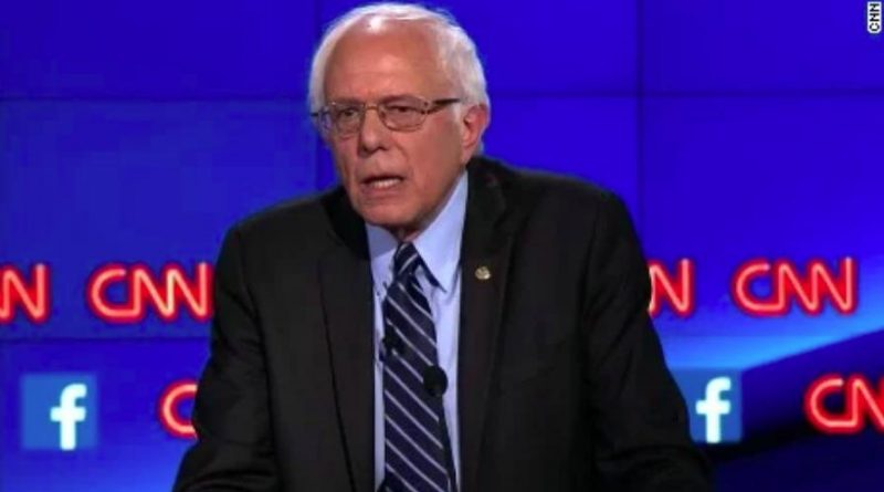 "Bernie Sanders: ""Anyone Who Does What Maduro Does is a Tyrant"" (Video)"