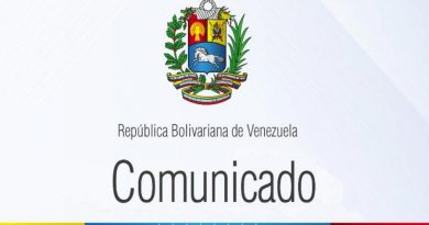 Bolivarian Government Categorically Denounces the Invocation of the Disastrous TIAR (Communique)