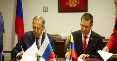 Venezuela and Russia Sign an Agreement to Strengthen Comprehensive Cooperation (Video)