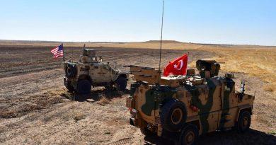 """Syria Says US-Turkey """"Safe Zone"""" Patrol Violates Sovereignty"""