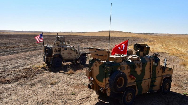 "Syria Says US-Turkey ""Safe Zone"" Patrol Violates Sovereignty"