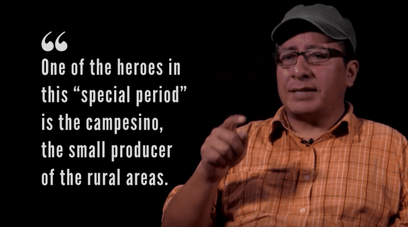 Campesinos Defending Chavez's Project: A Conversation with Andres Alayo (Interview)