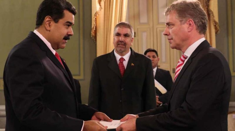 Venezuela: The Oddest and Most Awkward Diplomatic Posting in the World - Bloomberg