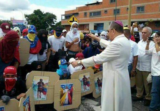 Catholic Leadership in Venezuela: Turning Its Back on the Faithful and Banking on Violent Regime Change