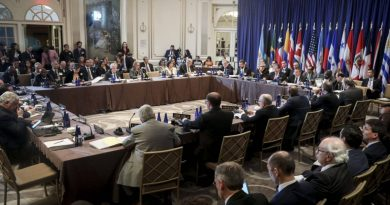 Venezuela: Dueling Delegations Sent to New York as TIAR Treaty Invoked