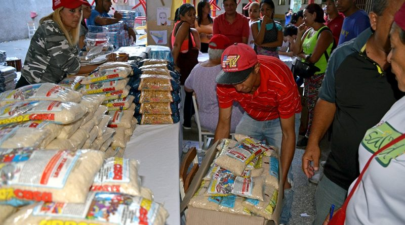 US Imposes New Sanctions Targeting Venezuela's Food Program (CLAP)