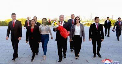 Venezuela's Diosdado Cabello Visits Vietnam, North Korea