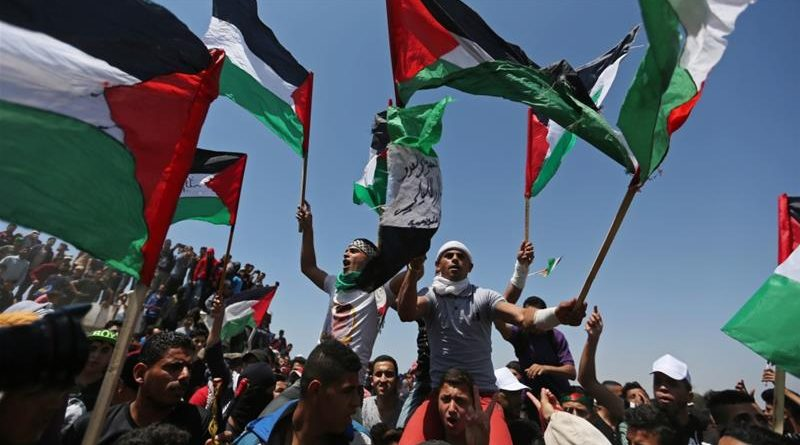 Two Palestinian Teenagers Shot Dead by Israeli Army