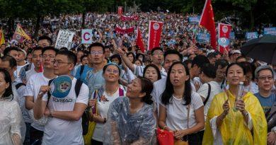 Washington's anti-China Strategy in Hong Kong