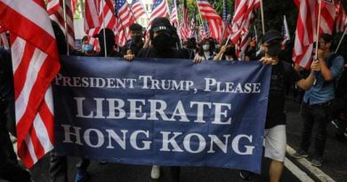 Hong Kong: Make Colonialism Great again