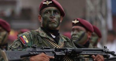 Israel Will Begin Training Ecuadorian Military Units