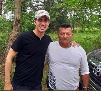 Self-proclaimed President Guaidó Met with Paramilitaries