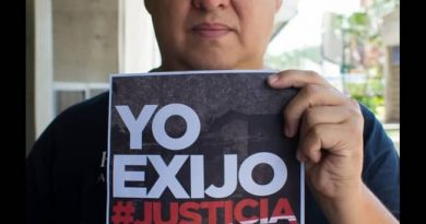 Two Months After the Ticoporo Massacre: Justice Must be Done