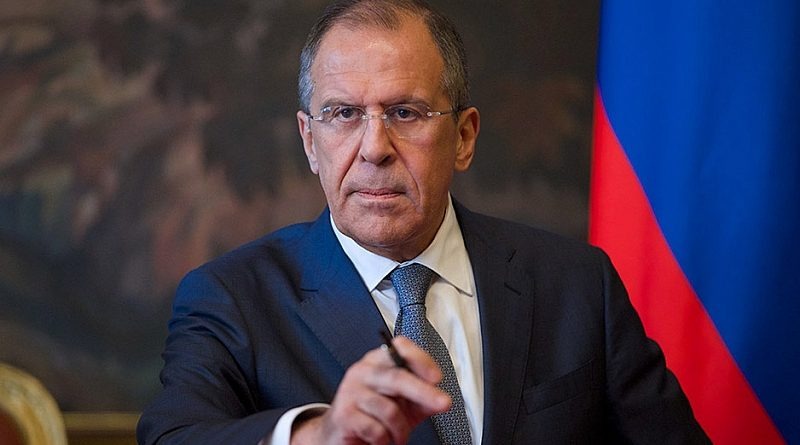"""Lavrov: """"Guaido is a Puppet"""""""