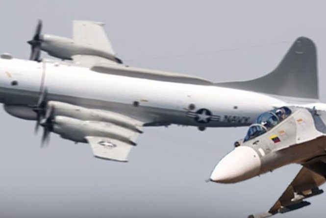 Venezuela has Detected More Than 54 US Spy Planes in the Last 30 Days