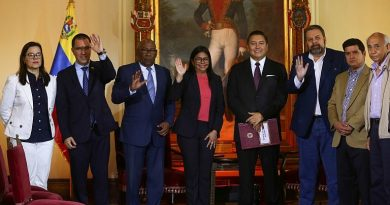 Anti-Chavista Javier Bertucci Joined the New National Dialogue Table (+ Video)